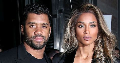 ciara announces engagement  nfl player russell wilson