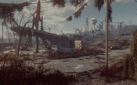 fallout landscapes windows  theme themepackme