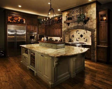tuscan kitchen island charm in tuscan kitchen for the kitchen