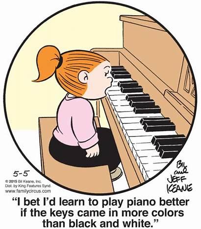 Circus Comics Piano Humor Jokes Cartoon Funny