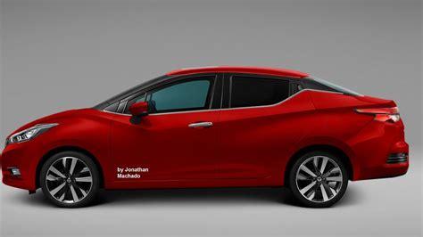 RENDER All-New 2019 Nissan Versa @ Almera Sunny March ...