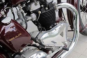 Sold  Triumph 5t Speed Twin 500cc Motorcycle Auctions
