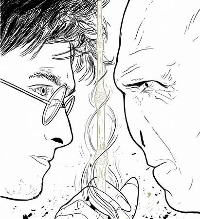 Potter Harry Colouring Leaky Cauldron Coloring Pages