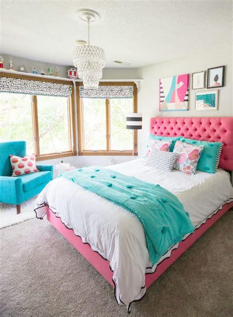 stylish teen girls bedroom ideas homelovr