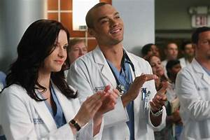 Chyler Leigh e Jesse Williams nell'episodio With You I'm ...