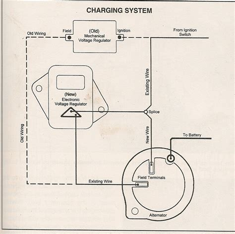 Pontica 3 Wire Alternator Diagram by Voltage Regulator Wiring Schematic Alternator Wiring