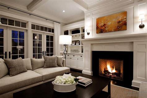 Красивый дизайн интерьера загородного дома