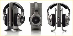 Casque Audio Long Fil : sennheiser rs 180 test la performance et le confort ~ Edinachiropracticcenter.com Idées de Décoration