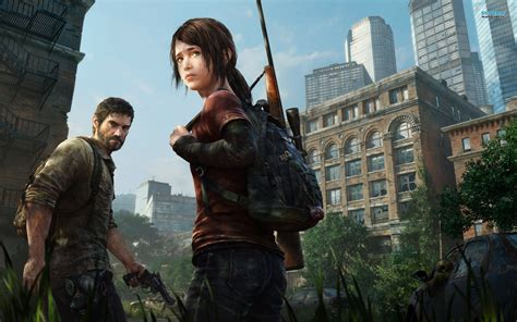The Last Of Us Games Wallpaper Hd