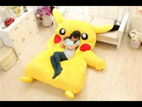 cool bed totoro design big sofa lazy bed beanbag chair