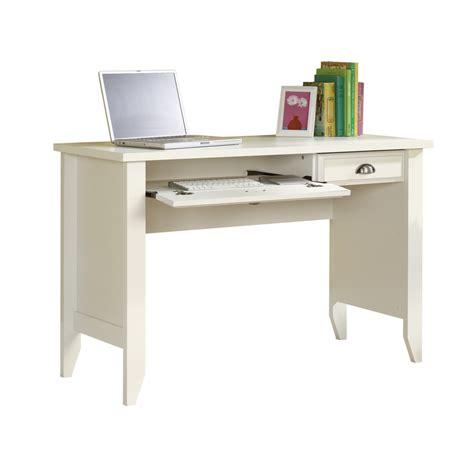 sauder computer desk with keyboard tray shop sauder shoal creek country computer desk at lowes com