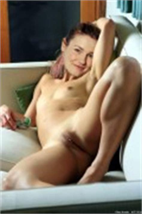 Rhea harder nackt fake