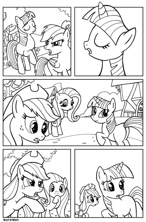 pony comic book art  bill forster