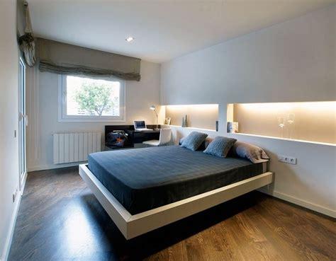 ruban led chambre l éclairage indirect à la maison 27 idées design harmonieux