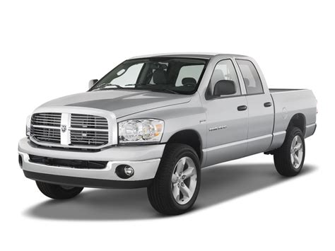 2007 Dodge Ram 1500 Reviews And Rating