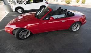 1993 Mazda Miata 5 Speed Manual W   Premium Wheels For Sale