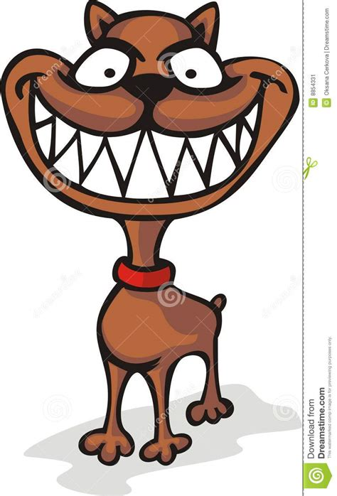dog teeth clipart clipground