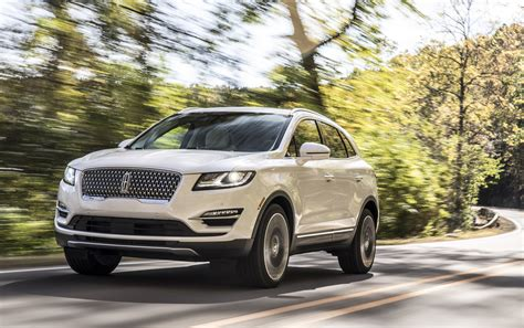 Lincoln Mkc Crossover Refreshed For 2019  Ford Authority