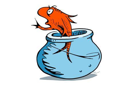 Dr Suess Clip Dr Seuss Fish Bowl Clip