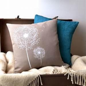 U0026, 39, Dandelions, U0026, 39, Cushion, Cover, By, Vintage, Designs, Reborn