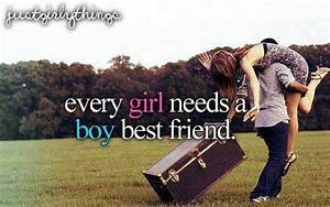 Facebook Quote Covers: Every girl needs a boy best friend