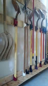 PVC Pipe Tool Storage Ideas