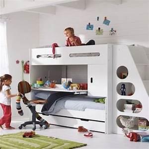 Bureau Enfant 5 Ans : chambre d 39 enfant de 4 12 ans des id es pour la relooker c t maison ~ Melissatoandfro.com Idées de Décoration