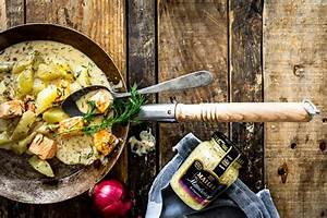 Dillsauce Einfach Schnell : schmorgurke mit lachs in senf dill sauce rezept maille ~ Watch28wear.com Haus und Dekorationen