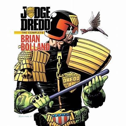 Judge Dredd Brian Bolland Complete