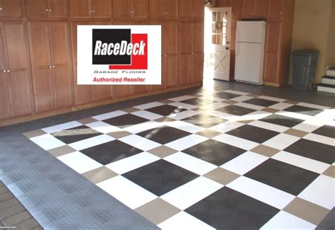 Racedeck Garage Flooring Uk by Racedeck Modular Garage Flooring