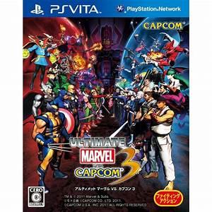 Shinobido 2 And Ultimate Marvel Vs Capcom 3 Box Art Revealed