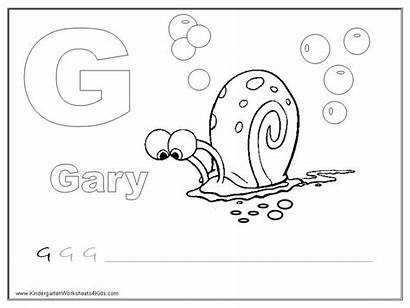 Worksheets Spongebob Alphabet Lowercase Coloring Letters Word