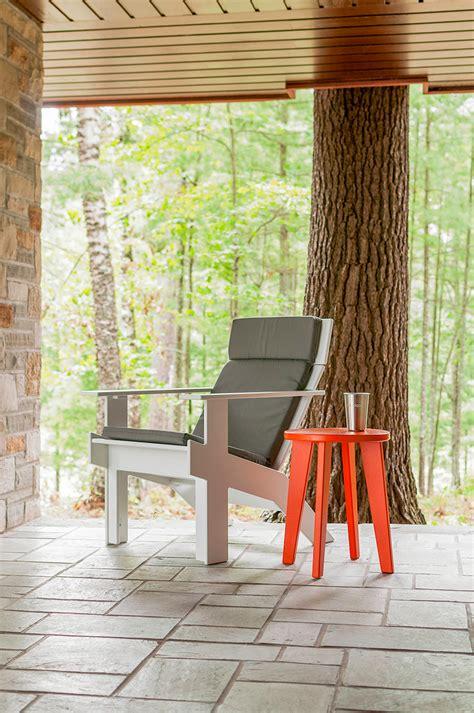 tall lollygagger outdoor patio chair loll designs