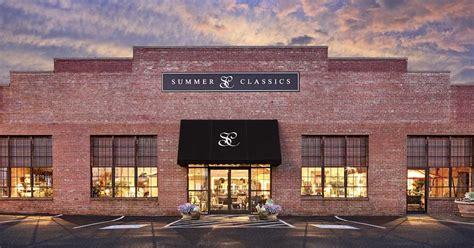 summer classics home retail locations