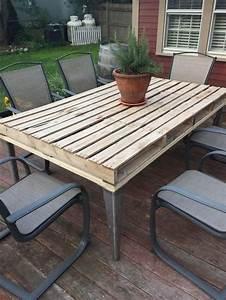 Refaire Son Jardin Gratuitement : 1001 id es pour des meubles de jardin en palettes ~ Premium-room.com Idées de Décoration