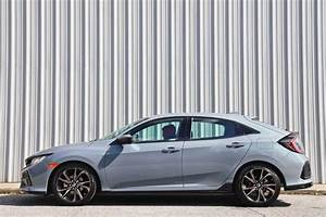 2019 Used Honda Civic Hatchback Sport Manual At Atlanta