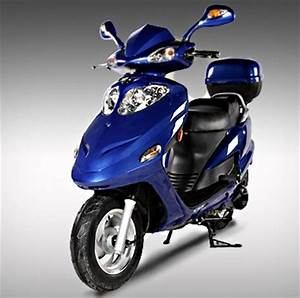 150cc Moped Scooter For Sale