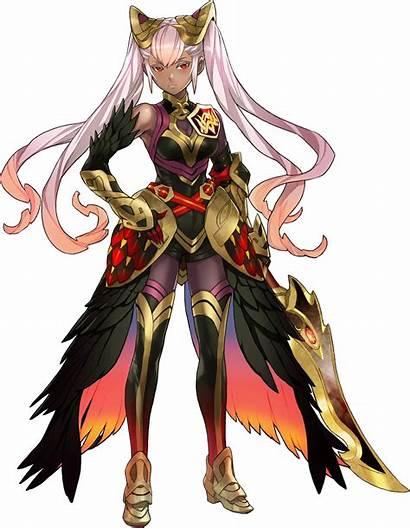 Emblem Fire Heroes Laevatein Laegjarn Feh Characters