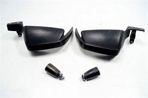 2001 Bmw F650gs G650gs Hand Guard Protection Black Left