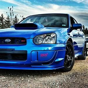 My 2005 Subaru Sti  With Images