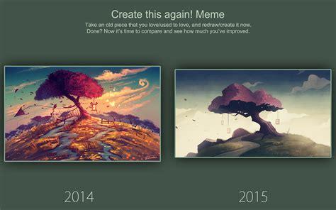 Draw This Again Sakura Tree By Frostwindz On Deviantart