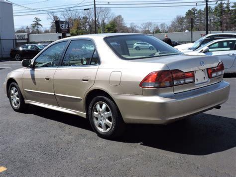 2001 Honda Accord used 2001 honda accord sdn ex wleather at auto house usa