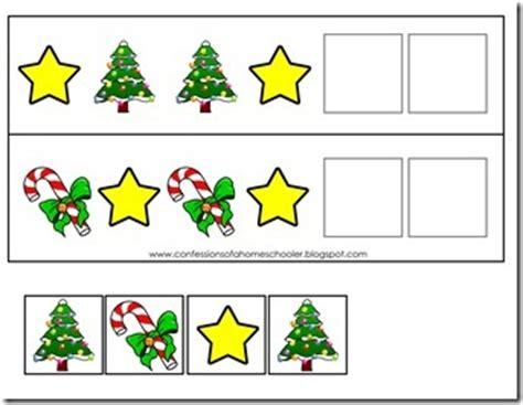 preschool christmas game preschool activities confessions of a homeschooler 227