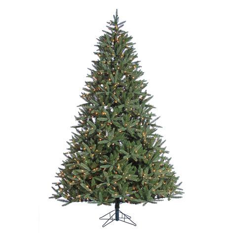 donner blitzen 7 5 pre lit montana fir tree with 800