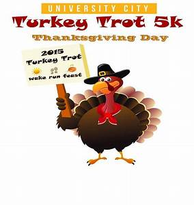 Thanksgiving Day Turkey Trots In The Charlotte, NC Area