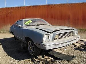 Junkyard Find: 1974 Ford Mustang Mach 1 - The Truth About Cars