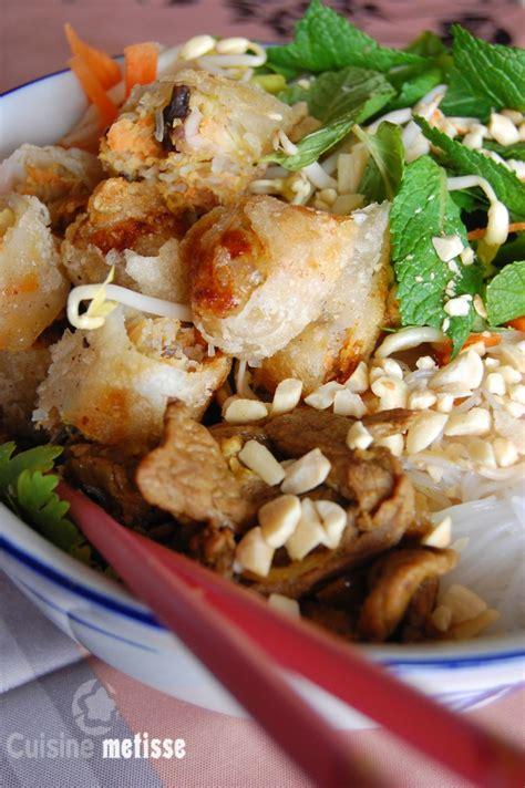 cuisine vietnamienne recettes bœuf veau cuisine metisse
