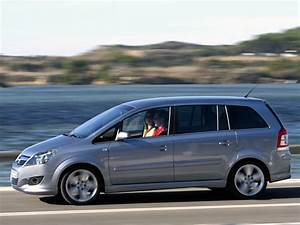 Vauxhall Zafira B Recalled Over Improper Fix Of Blower