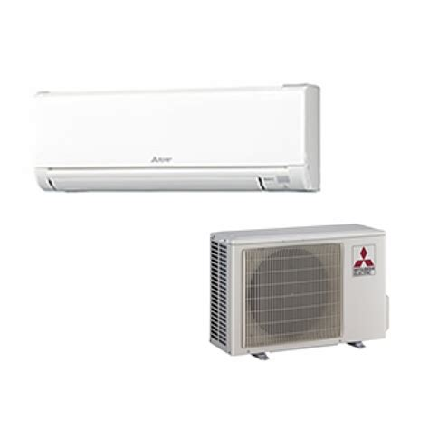 Mitsubishi Air Conditioner mitsubishi 12k btu 23 5 seer cooling only system in