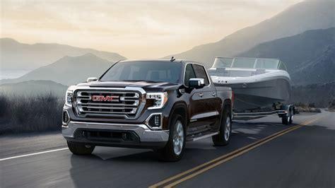 Next Generation 2019 Sierra 1500 Pickup Truck Gmc